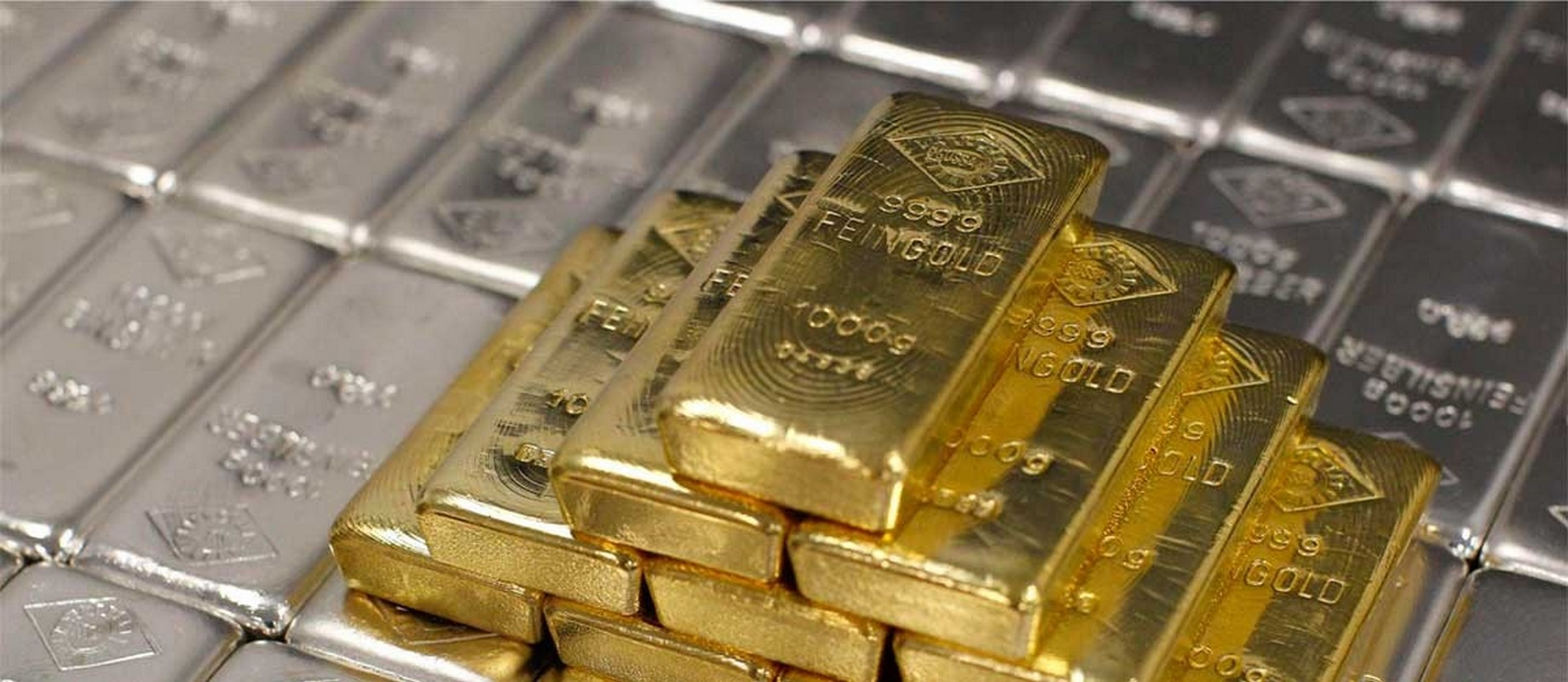 Cuánto Pesa Un Lingote De Oro Y Plata